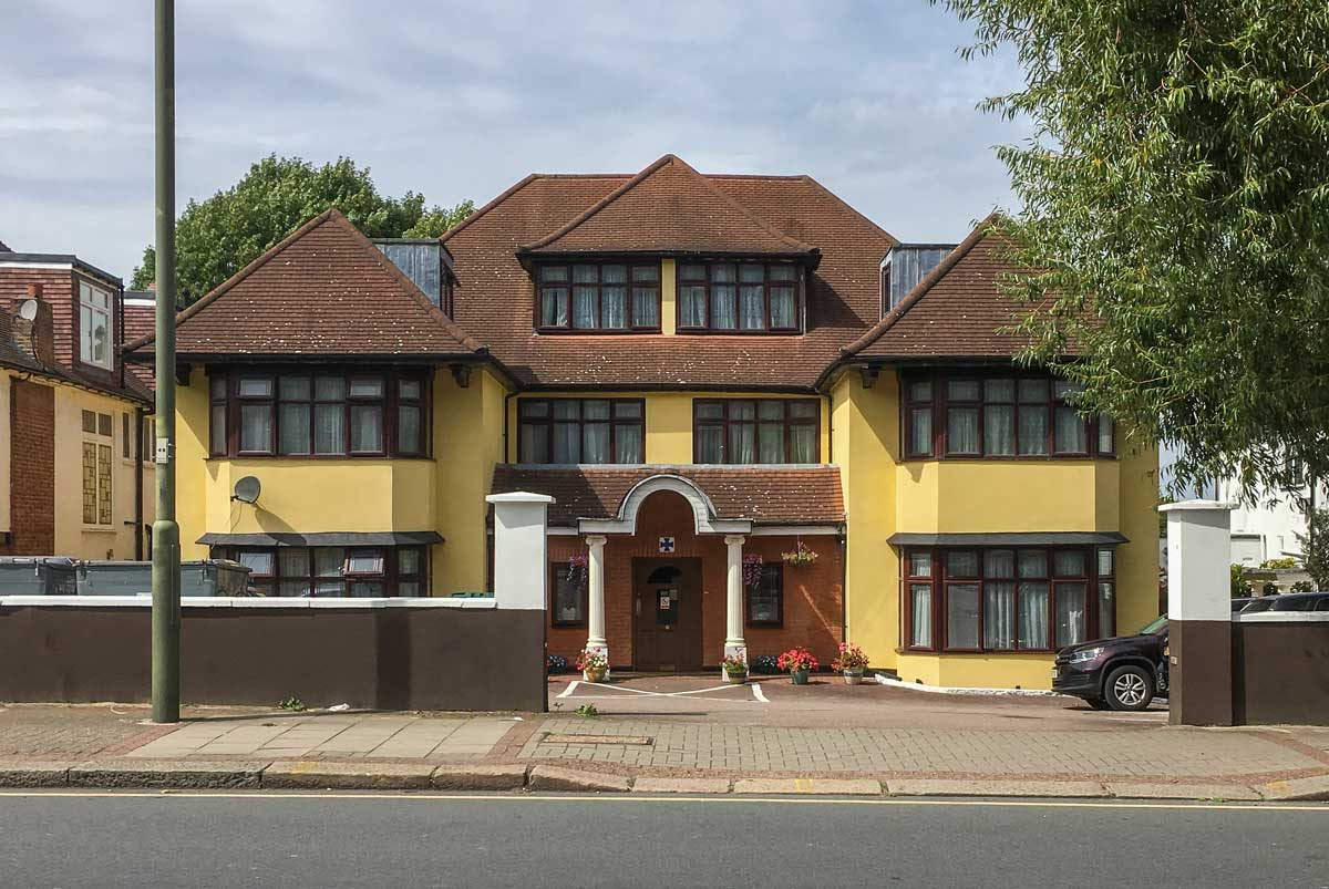 Care Home in London, Barnet